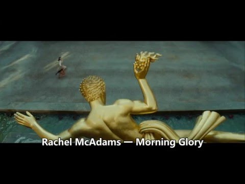 Rachel McAdams Morning Glory Dress