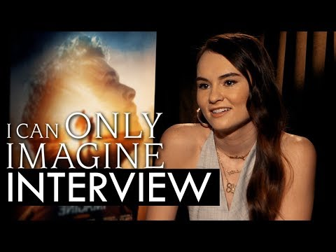 I CAN ONLY IMAGINE Interview: Madeline Carroll