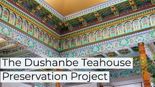 The Boulder Dushanbe Teahouse Restoration Project