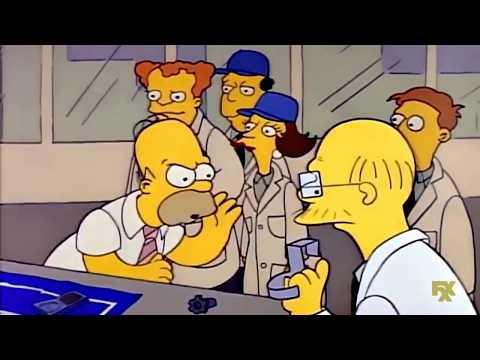 Homer Simpson - HELLO! HELLO EINSTEIN!