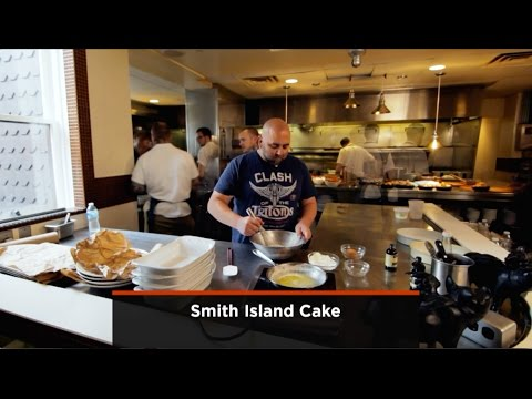 Duff Goldman on Moveable Feast: Smith Island Cake w/Nielsen-Massey Vanilla