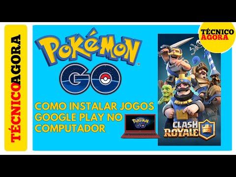 Como instalar jogos da Google Play (Android) em seu computador.