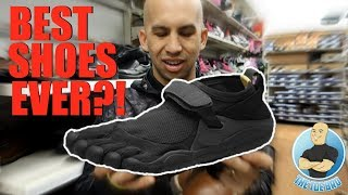 BEST SHOE FOR YOU? FOOTWEAR ADVICE - FOOT HEALTH MONTH #2