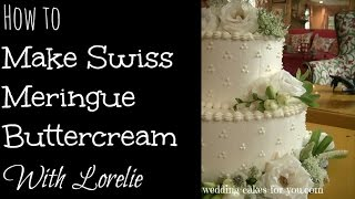 Easy Swiss Meringue Buttercream Recipe