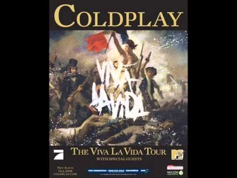 Coldplay - Viva la Vida Official Instrumental