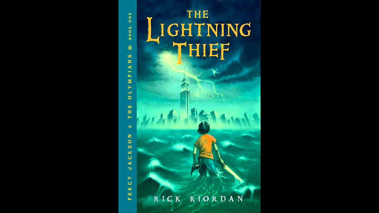 percy jackson and the olympians the lightning thief chapter 1