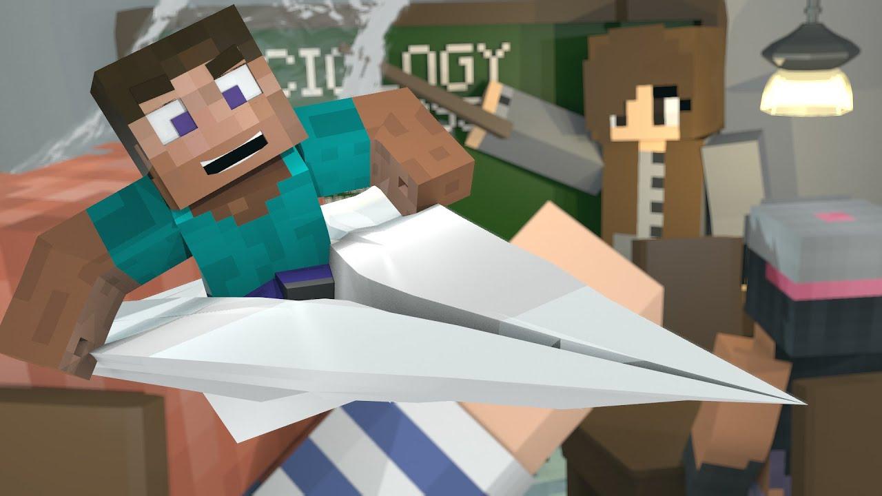 Papercraft Minecraft | TINY BIG CRAFT! Tiny Modded Survival -