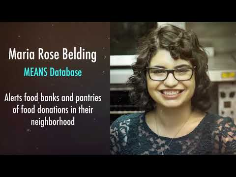 Meet Maria Rose Belding