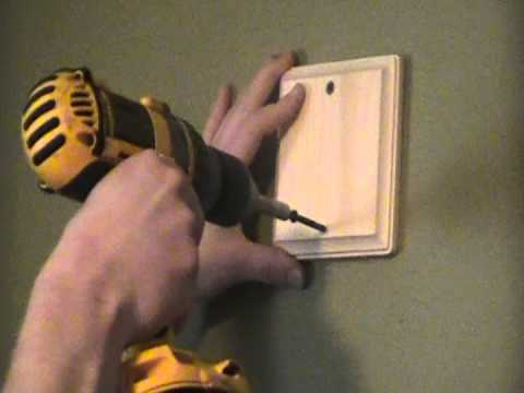Homemade/Build Your Own Guitar Wall Mount - Homemade/Build Your Own Guitar Wall Mount - YouTube