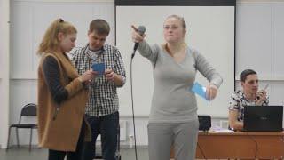 """Мини-игра """"Кто ты?""""   ПРОФИ ПЛЮС, профориентационная игра (видео)"""