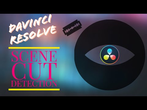 DaVinci Resolve: QUICK Editing Tips, The power of Scene Cut Detection.