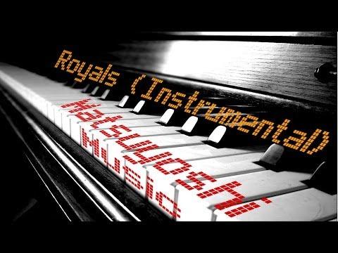 Lorde - Royals Instrumental/Karaoke Version NO VOCALS (FREE DOWNLOAD)