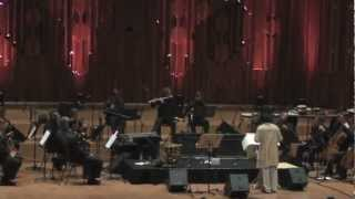 GLOBAL SYMPHONY - DR L SUBRAMANIAM WITH LONDON SYMPHONY ORCHESTRA (LSO) - BARBICAN CENTRE, LONDON