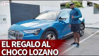 Así es el coche que han regalado al Choco Lozano por marcar al Madrid | Diario AS