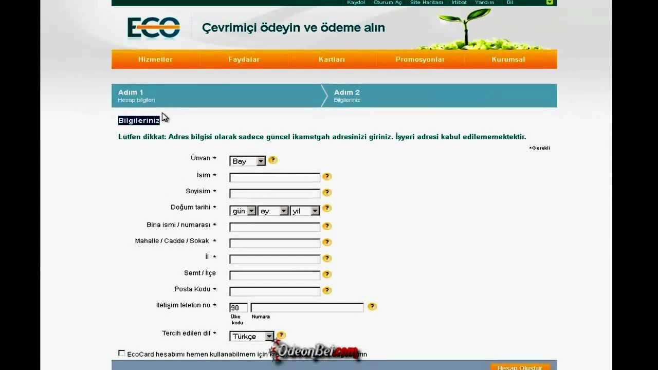 Ecocard