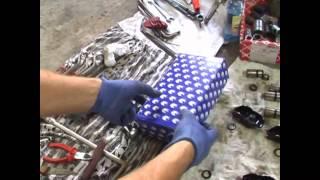 новые гидрокомпенсаторы против старых (видеообзор)