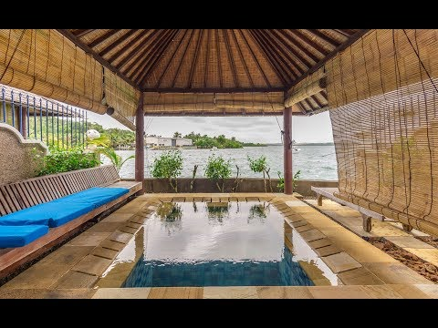 MICRONESIA FSM - Manta Ray Bay Resort Yap on remote Yap Island is the luxury place to stay