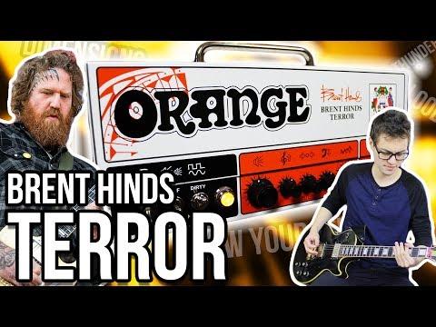 The Best Terror Amp Yet?! || Orange Brent Hinds Terror Head Demo/Review