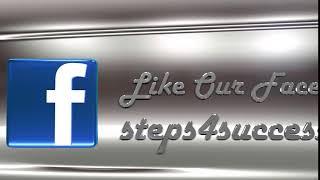 Facebook Social Media Animated Logo Display - Car Expo Advertising