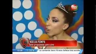 Entrevista a Noelia Pompa por Leandro Lema para Convicciones