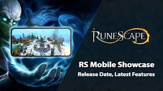 RuneScape Mobile Showcase (June 2021)