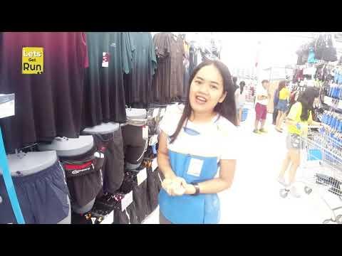Vlog3 | พาทัวร์เลือกซื้อ ชุด และ อุปกรณ์วิ่ง ผู้ชาย ที่ Decathlon Bangna EP1