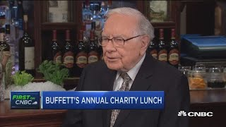 Warren Buffett on Apple, the Fed, Campbell and buybacks
