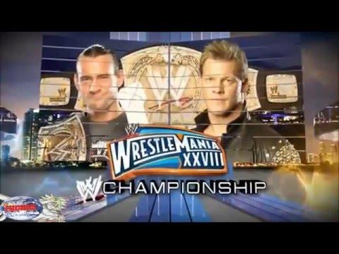 Predicciones para Wrestlemania XXVIII