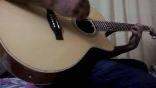 Bhalobasha baki- popeye (guitar cover)...