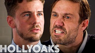 Threatening Dad With Jail Time   Hollyoaks