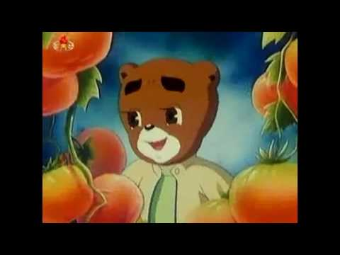 Best Korean Cartoon: Music Grows Your Food
