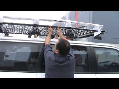 OCAM Industries - The Online 4x4 & Camping Store - Roof Rack