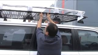 OCAM Industries - The Online 4x4 & Camping Store - Roof Rack Install Instructions