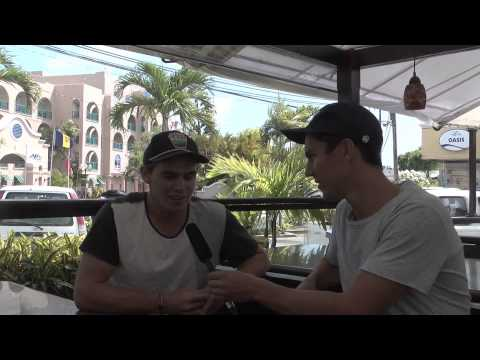 BLACKCAPS TV - What's it like being a youngster in the team?