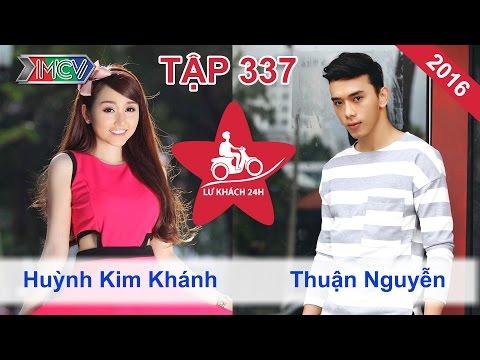 Huỳnh Kim Khánh - Thuận Nguyễn lang thang tìm nhà tại Pleiku | LỮ KHÁCH 24h | Tập 337 | 04/09/2016