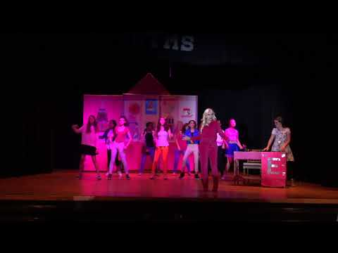 Legally Blonde Jr Musical 1 of 3- Silver Trail Middle School 2018