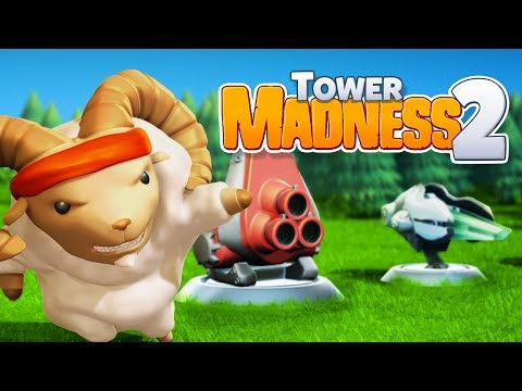TowerMadness 2 Gameplay Trailer