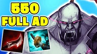 550 FULL AD SION URF [REUPLOAD] | Noway4u Twitch Highlights (Deutsch/German) LoL