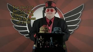 The Best of Jim Sterling Playing The Worst Games of 2018