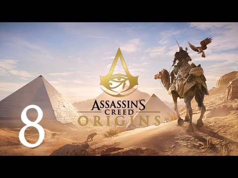 Assassin's Creed: Origins #8 HARD DIFFICULTY #PC - 11.16.