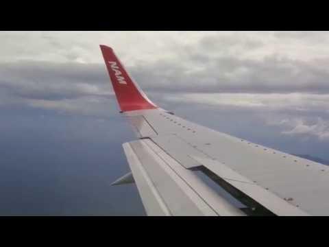 Flight Report : NAM Air dan Pesona Kota Lubuklinggau (SUMSEL) Dari Udara