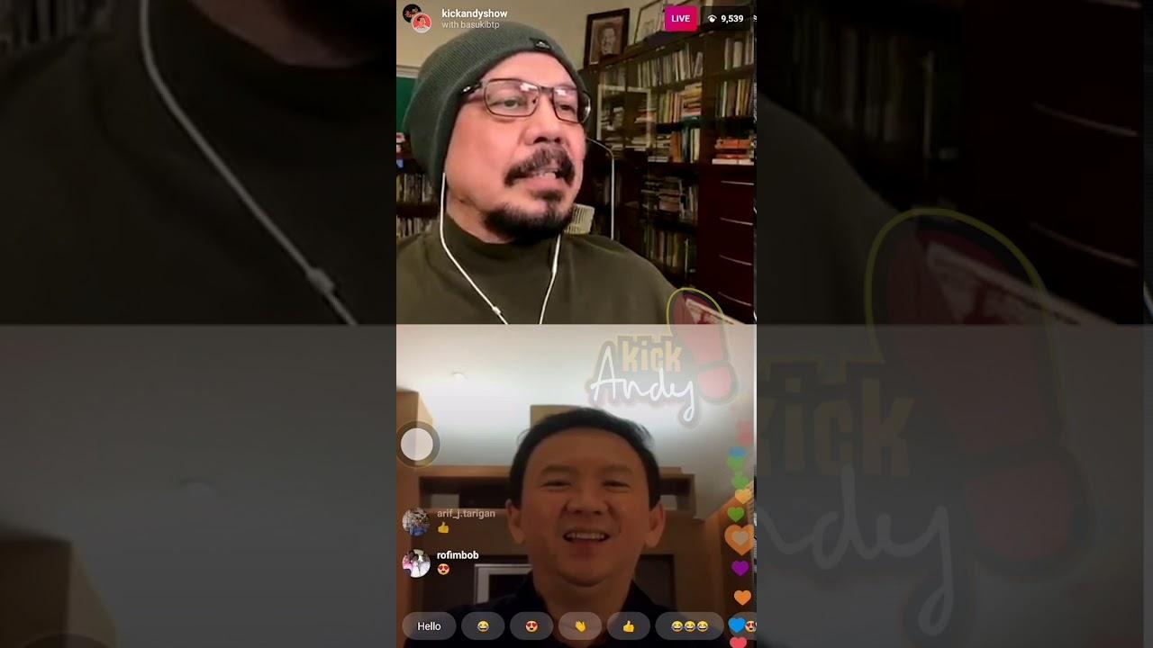 IG LIVE - APA KABAR PAK AHOK? [4/4]