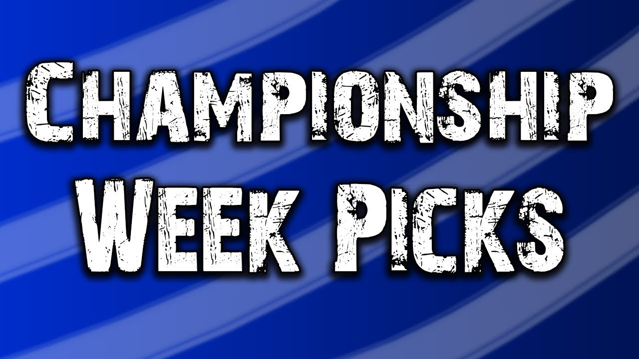 NFL Conference Championship Game Picks Against the Spread