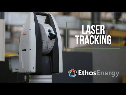 Laser Tracking Metrology Services For Rotating Equipment
