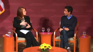 Medical Marijuana: A Conversation with Dr. Sanjay Gupta | Institute of Politics