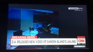 Cop Caught Booger Handed - Sandra Bland Mugshot Alive Jail Video Rare footage - Cop Eats Booger