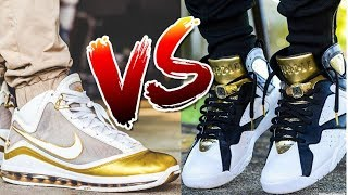 NIKE VS JORDAN (ZAPATILLAS) - …