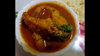 Mummy's Cooking - Tasty Rohu Fish Curry in Tamil