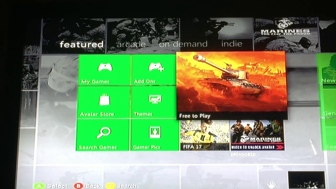 Every Free Xbox 360 Game From The Marketplace Youtube