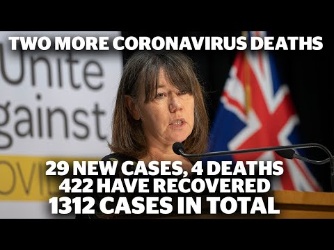 Two more coronavirus deaths, 29 new cases today | nzherald.co.nz